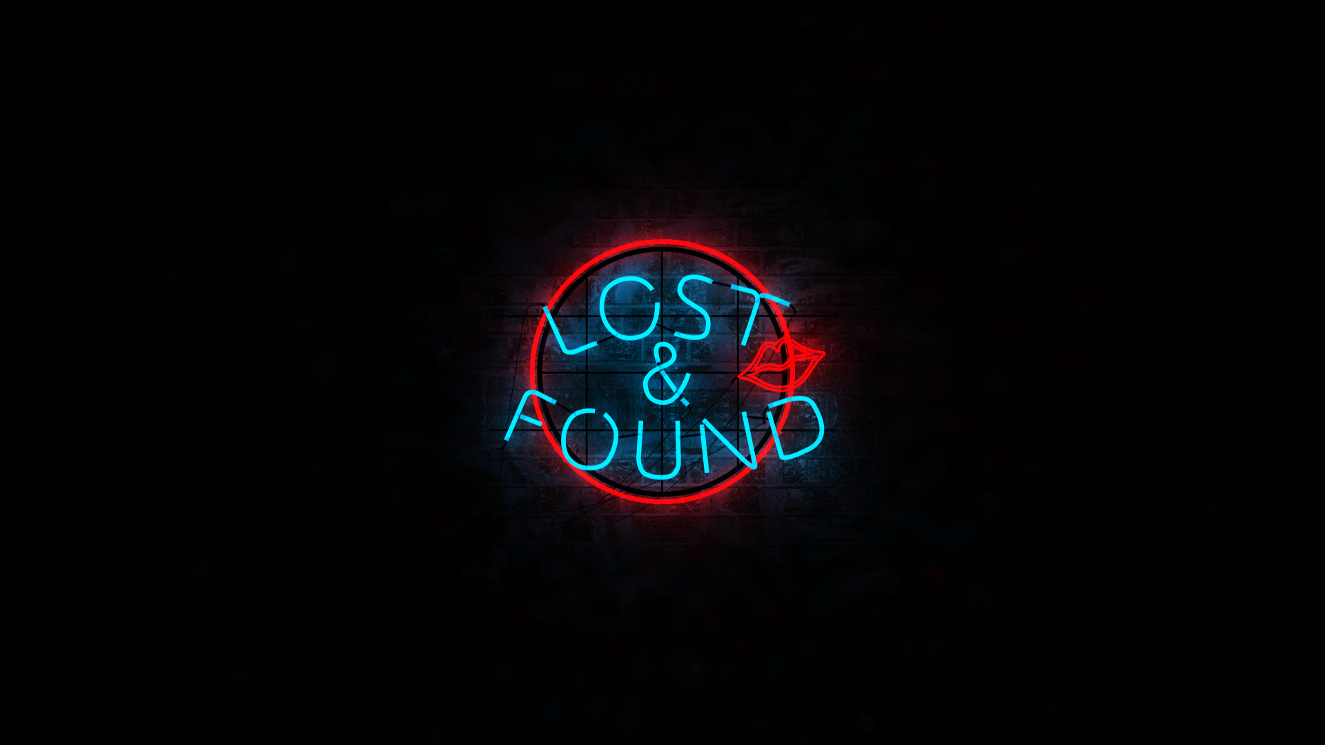 Lost & Found 3D Motion Graphics Ben Emrich