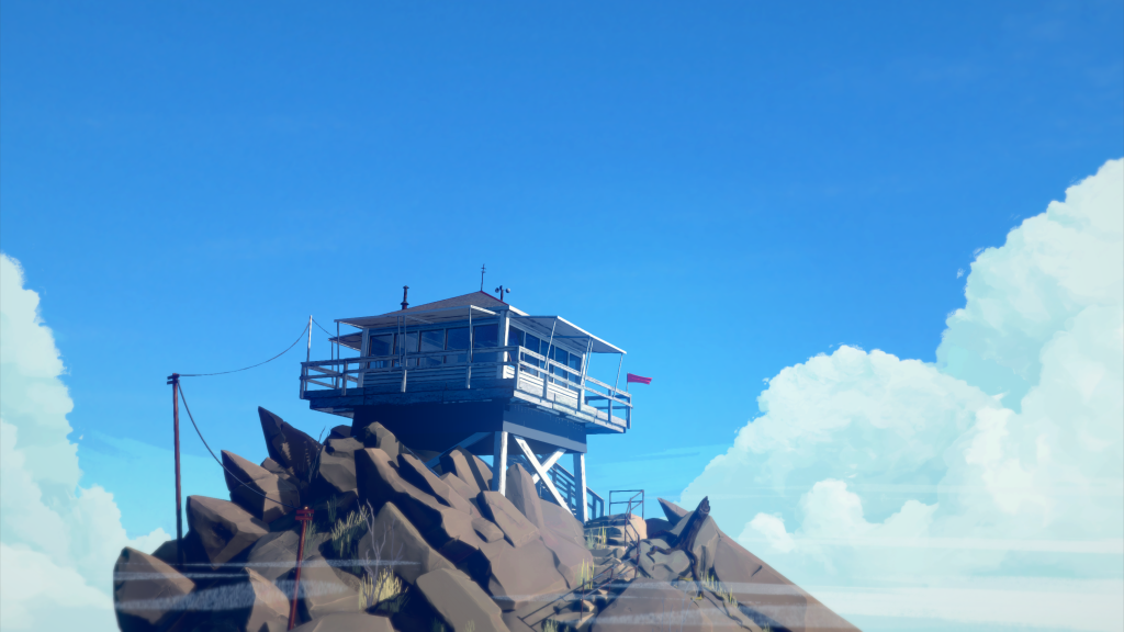 Firewatch Tower